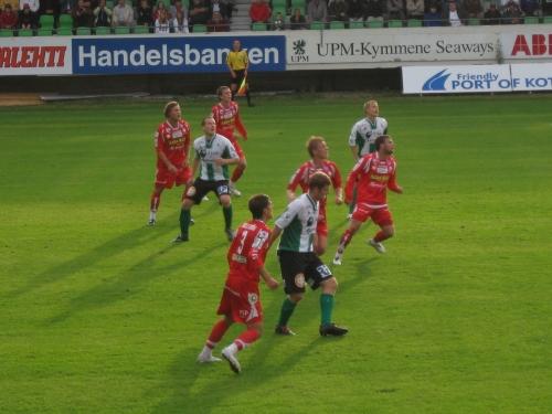 FC KooTeePee – Jaro 29.7.2007