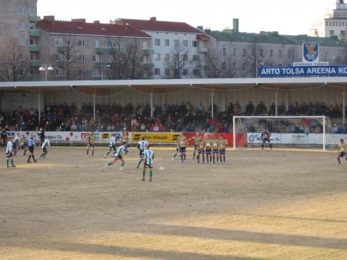 FC KooTeePee – HJK 21.4.2006